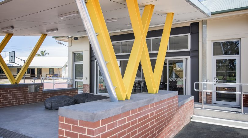 Woodville Primary School STEM Upgrade – Woodville Ps016